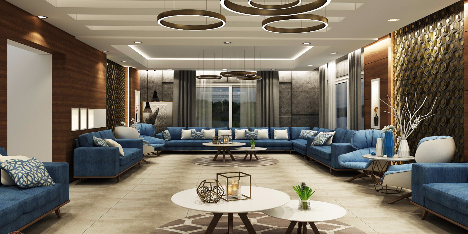 Top 10 interior design companies in dubai uae for Interior design services