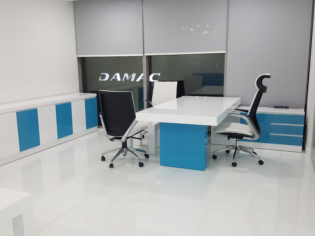 Office fit out company in dubai uae for Office fit out