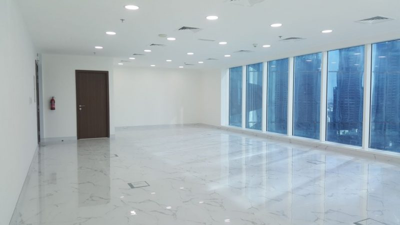 Office Fit Out – Business Bay
