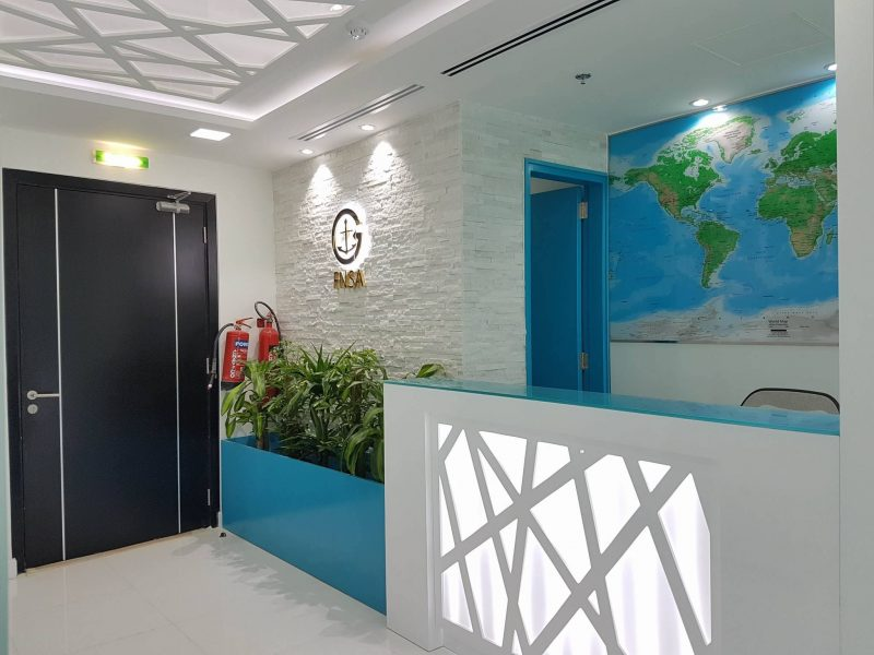 Fujairah National Shipping Agency – Business Bay