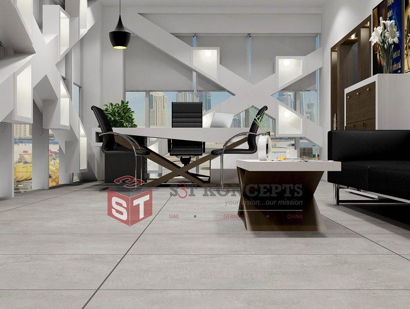 Office in DIP
