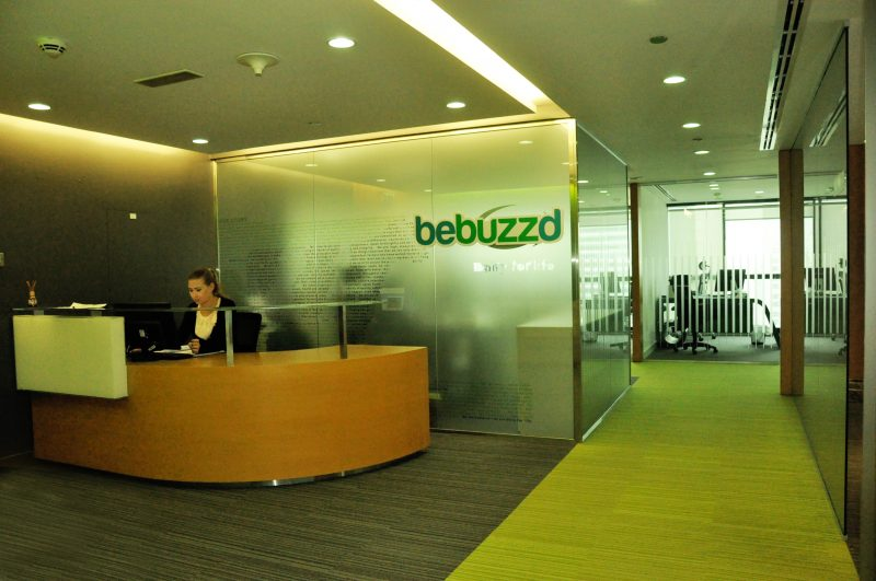BeBuzzd – Jumeirah Lake Towers