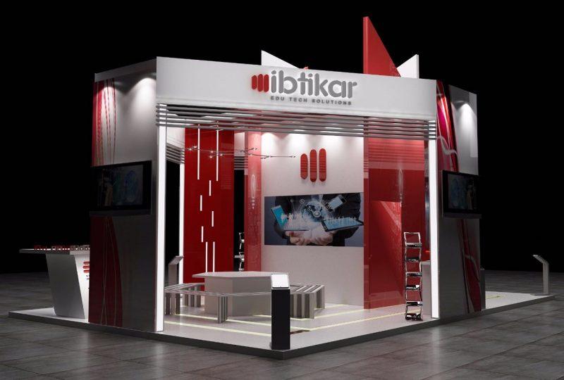 Ibtikar – GESS Exhibition Dubai