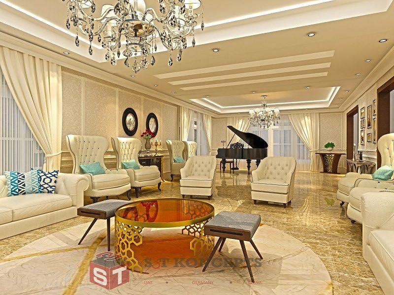 Private Villa – Jumeirah Golf Estates