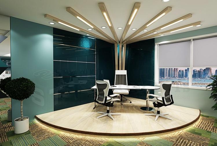 Emirates Identity Authority Data Center – 3D View