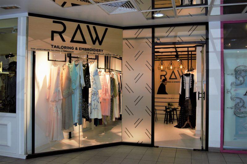 Raw Tailoring – Jumeirah Plaza