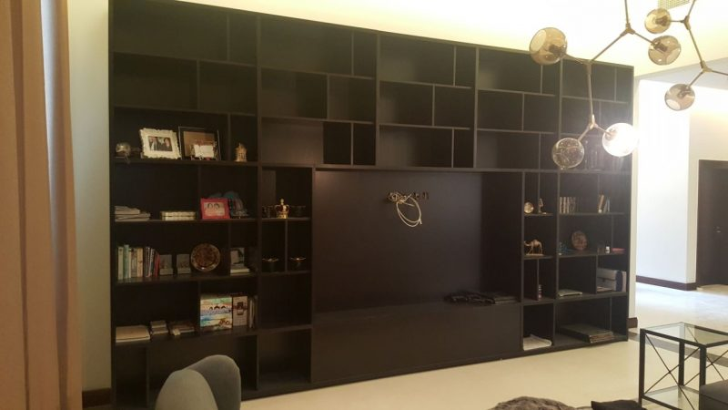 Joinery and Fit Out Works – Al Barrari Villa