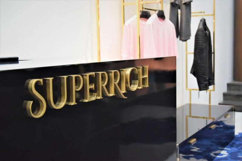 Superrich – Private Jet Terminal Dubai