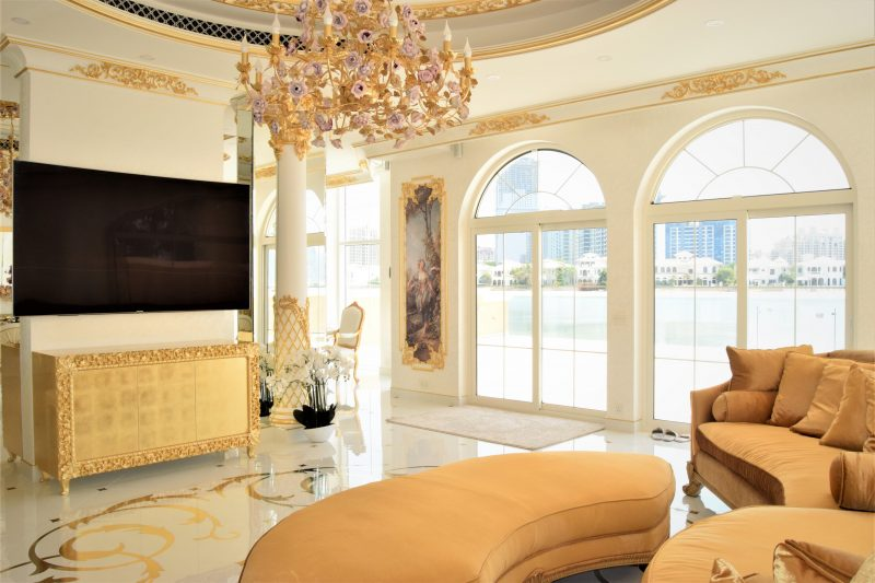 Joinery Works – Villa in Palm Jumeirah