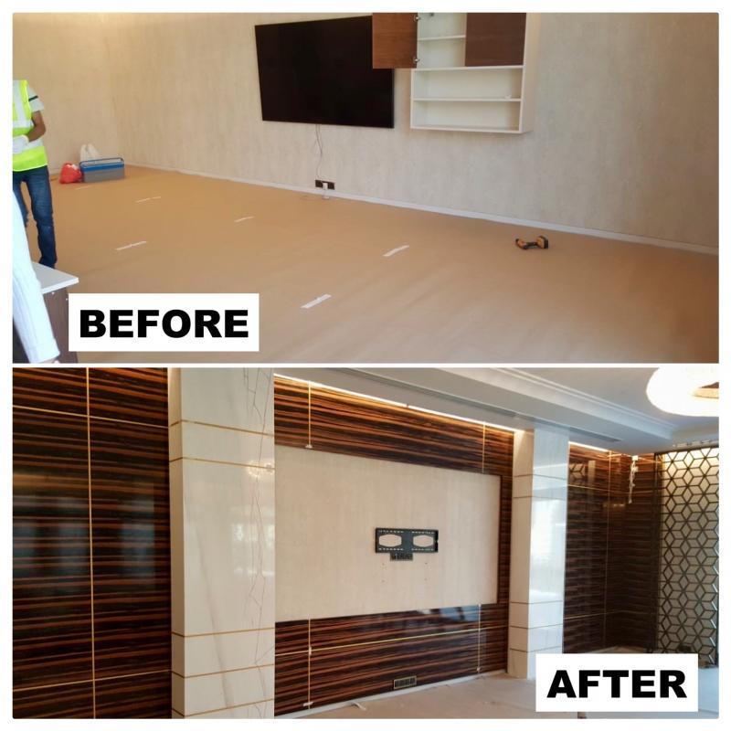 Interior Works – Villa in Palm Jumeirah